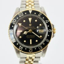 Rolex GMT-Master 1675 Muy bueno Acero y oro 40mm Automático