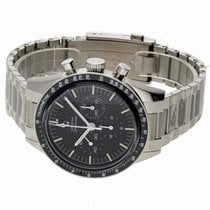 Omega new Manual winding Display back Small seconds Luminous hands Luminous indices 39.7mm Steel Sapphire crystal