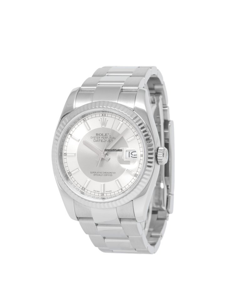 Rolex Datejust 116234 2008 pre-owned