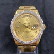 Rolex Day-Date 36 Oro amarillo 36mm Oro Sin cifras España, Reus