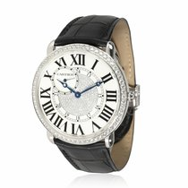 Cartier Ronde Louis Cartier White gold 42mm Silver United States of America, New York, New York