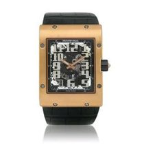 Richard Mille Rose gold 38mm Automatic RM 016