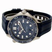 Omega Seamaster Diver 300 M новые 2020 Автоподзавод Часы с оригинальными документами и коробкой 210.32.42.20.03.001