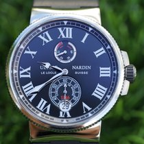 Ulysse Nardin Marine Chronometer Manufacture Steel 45mm Black Arabic numerals United States of America, Florida, Winter Park