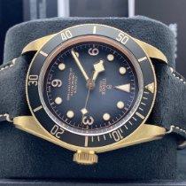 帝陀 Black Bay Bronze 79250BA 未佩戴過 青銅 43mm 自動發條