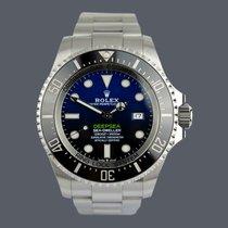 Rolex Sea-Dweller Deepsea Zeljezo 44mm