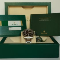 Rolex Submariner (No Date) 114060 Very good Steel 40mm Automatic
