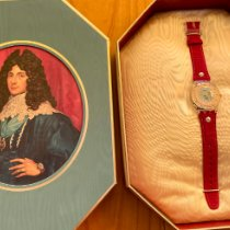 Swatch Women's watch Quartz new Watch with original box and original papers 1993