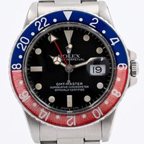 Rolex GMT-Master Steel 40mm Black No numerals South Africa, Johannesburg