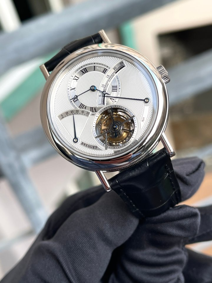 Breguet Classique Complications 3657pt/12/9v6 pre-owned