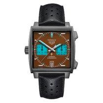 TAG Heuer Monaco Calibre 11 nuevo 2021 Automático Cronógrafo Reloj con estuche y documentos originales 11