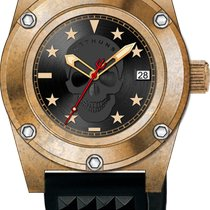 Nethuns new Only Original Parts 41mm Bronze Sapphire crystal