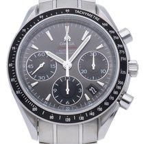 Omega Speedmaster Date nuevo Automático Reloj con estuche y documentos originales 323.30.40.40.06.001
