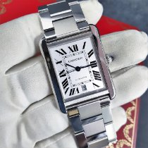 Cartier Steel 31mm Automatic W5200028 pre-owned
