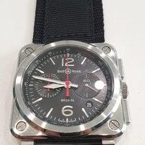 Bell & Ross BR 03-94 Chronographe Steel 42mm Black Malaysia, 50490