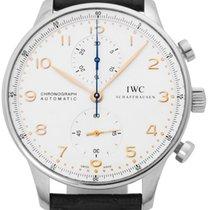 IWC Portuguese Chronograph Stal 41mm