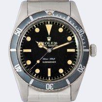 Rolex Submariner (No Date) 5508 Muy bueno Acero 37mm Automático