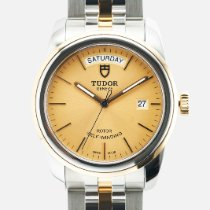 Tudor Glamour Date-Day Steel 39mm