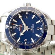 Omega Seamaster Planet Ocean Titane 45mm Bleu Arabes France, Paris