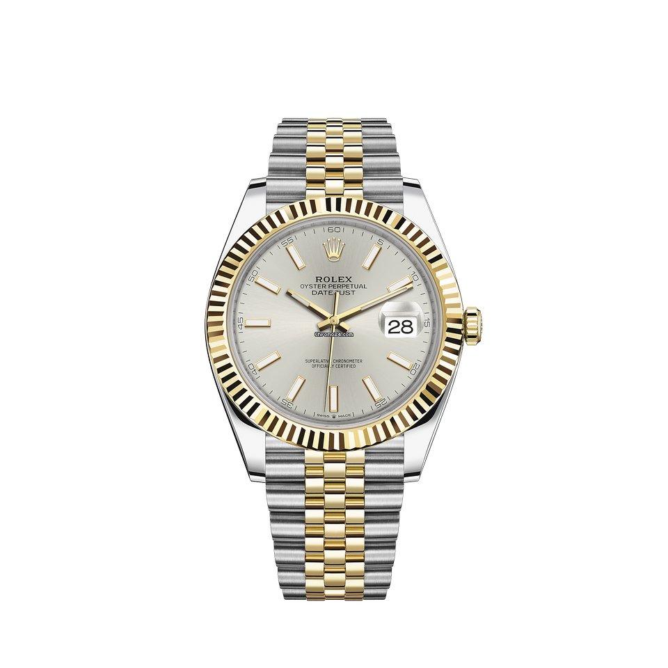 Rolex Datejust 126333 2021 nouveau