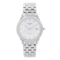 Longines Flagship Steel 39mm White United States of America, New York, NYC