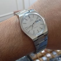 Omega Genève Steel 35mm Silver No numerals United States of America, California, Glendale