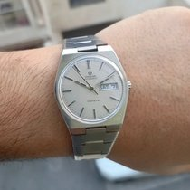 Omega Genève Steel Silver No numerals United States of America, California, Glendale