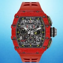 Richard Mille RM 011 Carbon Transparent Arabic numerals United States of America, New York, New York