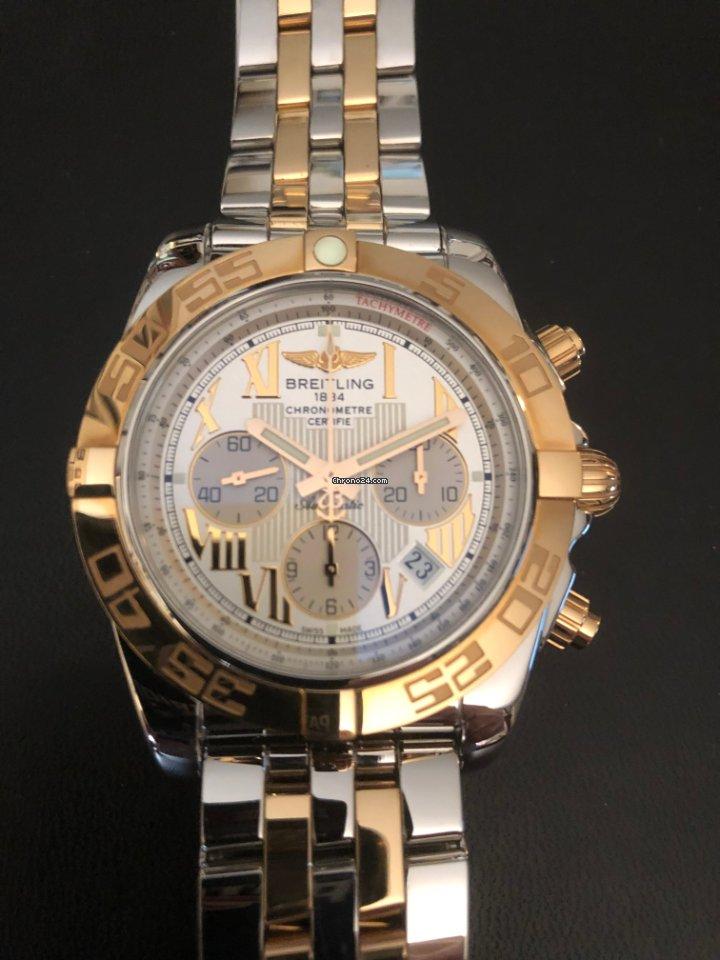 Breitling Chronomat 44 CB 0110 pre-owned