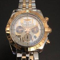 Breitling Chronomat 44 Gold/Steel 44mm Silver Roman numerals United States of America, California, ALPINE