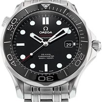 Omega Seamaster Diver 300 M Acero 41mm Negro