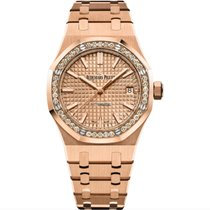 Audemars Piguet Royal Oak Lady 15451OR.ZZ.1256OR.03 New Rose gold 37mm Automatic United States of America, New York, New York