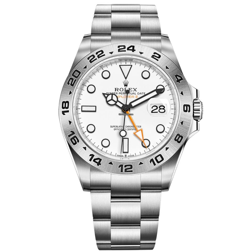 Rolex Explorer II 226570 2021 new