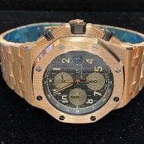Audemars Piguet Royal Oak Offshore Chronograph Rose gold 42mm Grey Arabic numerals United States of America, Florida, Miami
