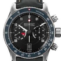 Bremont Jaguar Steel 43mm Black Arabic numerals United States of America, New Jersey, River Edge