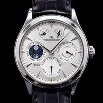 Jaeger-LeCoultre Master Eight Days Perpetual Steel 40mm United States of America, Massachusetts, Boston