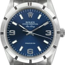 Rolex 14010 Acier Air King Precision 34mm occasion