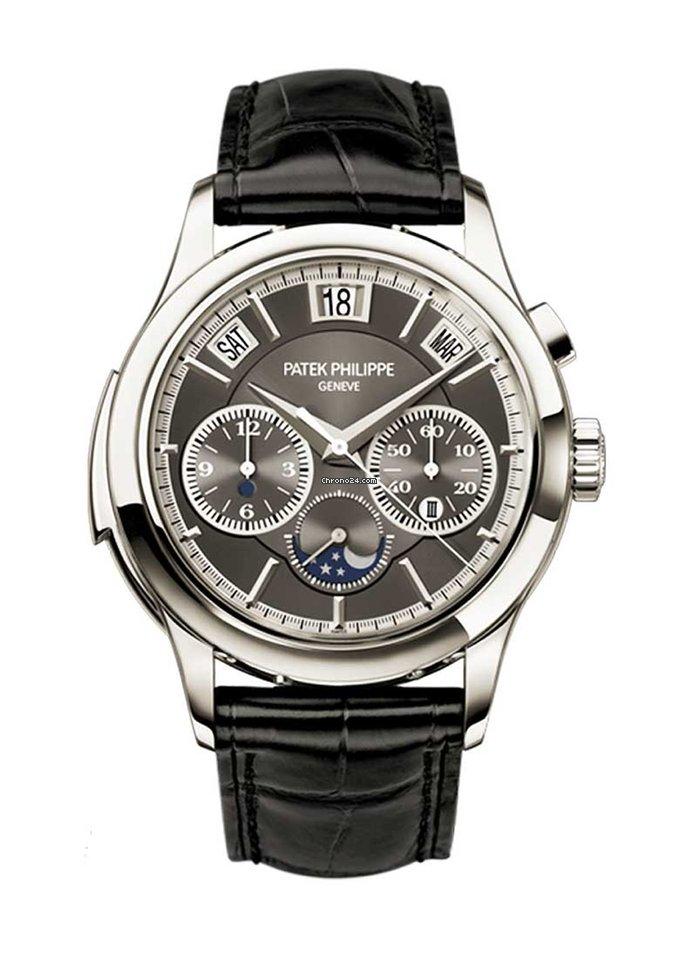 Patek Philippe 5208P-001 new