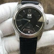Tudor Glamour Double Date Steel 42mm Black United States of America, New York, New York