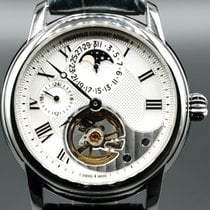 Frederique Constant Manufacture Heart Beat Steel 42mm White Roman numerals United States of America, Florida