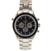 Omega 311.30.44.51.01.001 Staal 2021 Speedmaster Professional Moonwatch 44,25mm nieuw