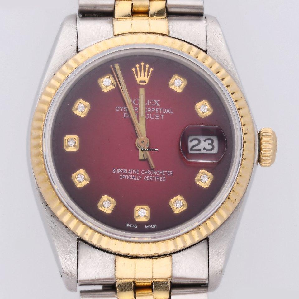 Rolex Datejust 16013 1984 używany