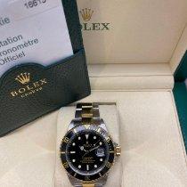Rolex 16613 Stahl 2005 Submariner Date 40mm gebraucht