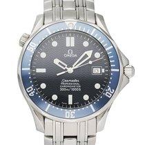 Omega Seamaster Diver 300 M Steel 41mm Blue United States of America, New York, New York