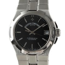 Vacheron Constantin Steel 35mm Automatic 42050/423A pre-owned