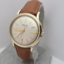 Gruen 34mm Manual winding 422/006ss pre-owned United States of America, Hawaii, kaneohe