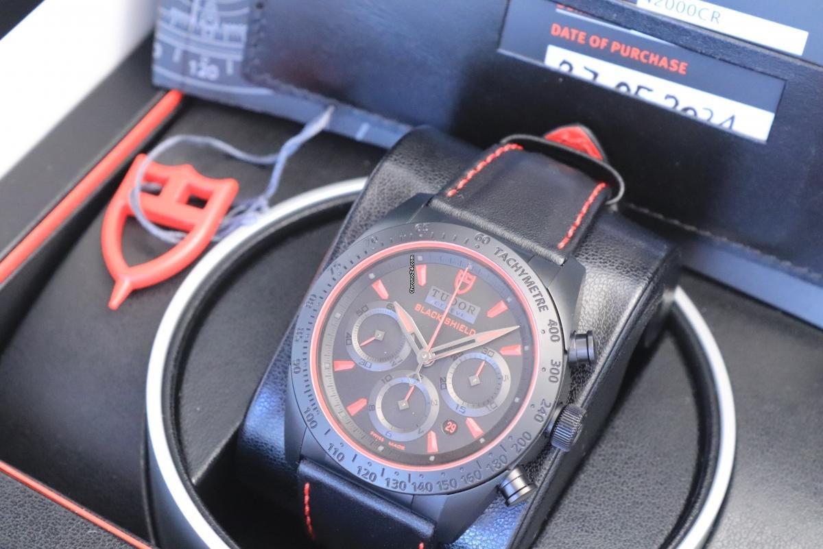 Tudor Fastrider Black Shield 42000CR 2021 usados