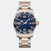 Longines HydroConquest Steel 41mm Blue