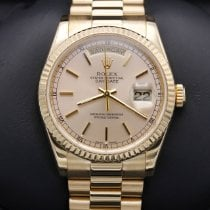Rolex 118238 Yellow gold 2004 Day-Date 36 36mm pre-owned United States of America, California, Huntington Beach
