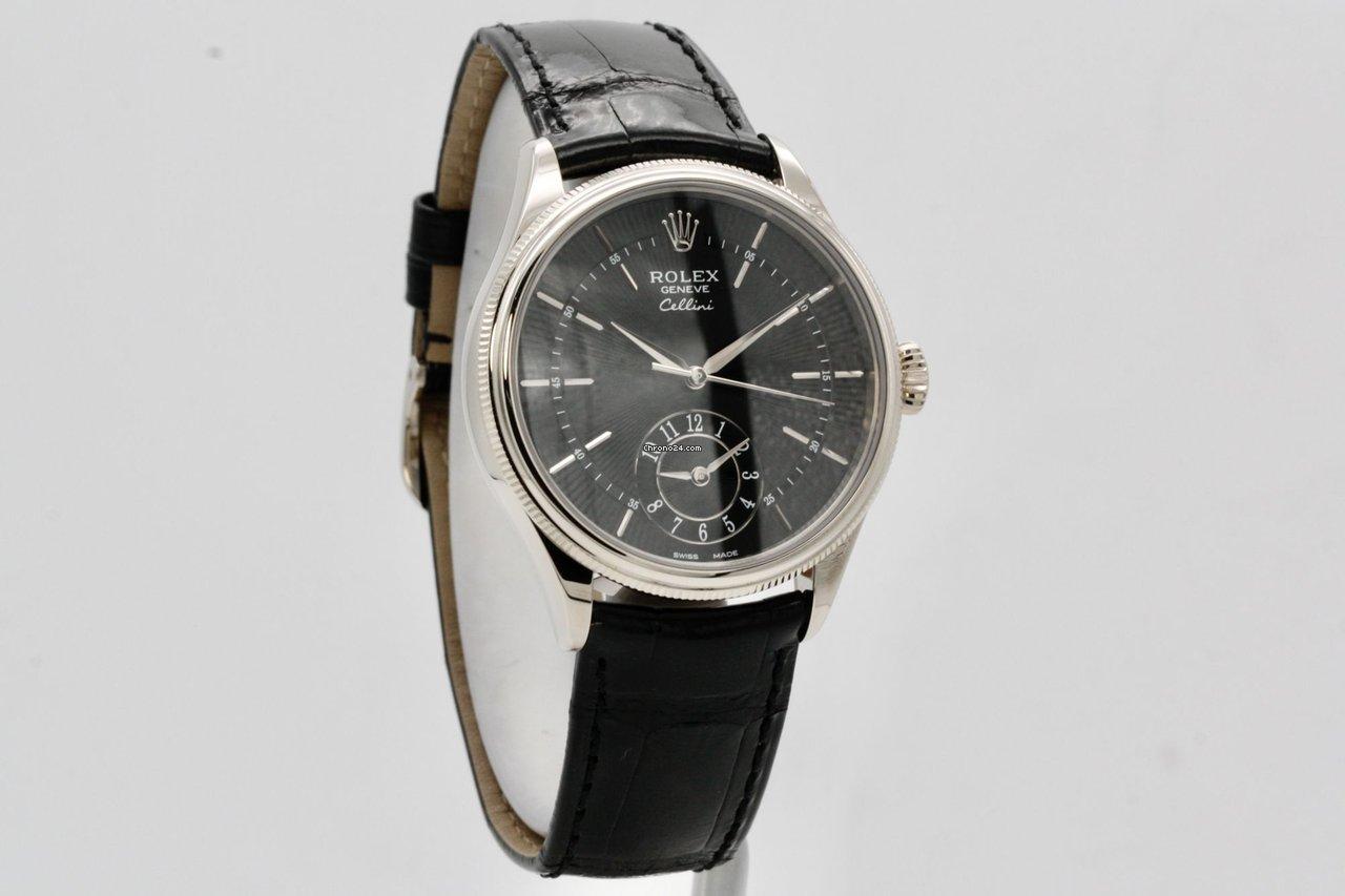 Rolex Cellini Dual Time 50529 2019 new